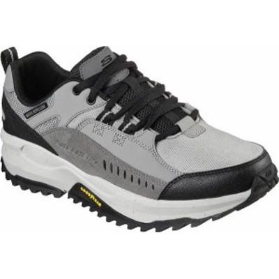 スケッチャーズ メンズ スニーカー シューズ Bionic Trail Road Sector Sneaker Gray/Black