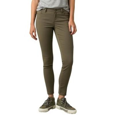 プラーナ レディース カジュアルパンツ ボトムス Briann Pant - Women's Slate Green