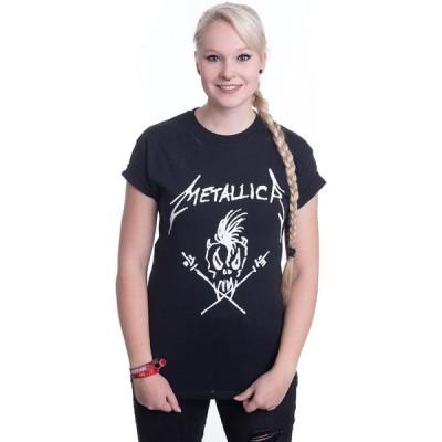 インペリコン Impericon レディース Tシャツ トップス - Original Scary Guy - T-Shirt black