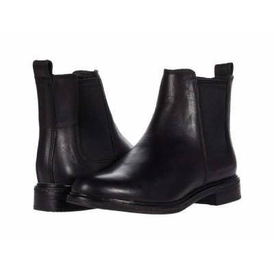 クラークス ブーツ&レインブーツ シューズ レディース Clarkdale Arlo Black Leather 1