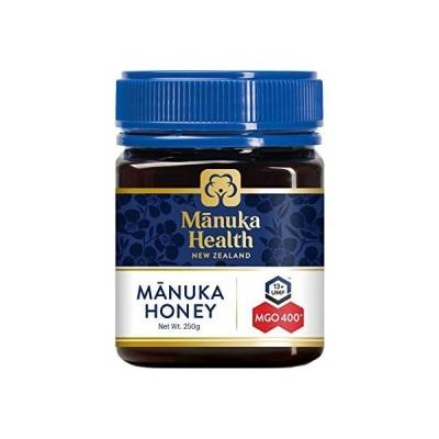 マヌカヘルス マヌカハニー MGO400 + / UMF13+ 250g [ 正規品 ニュージーランド産 ]