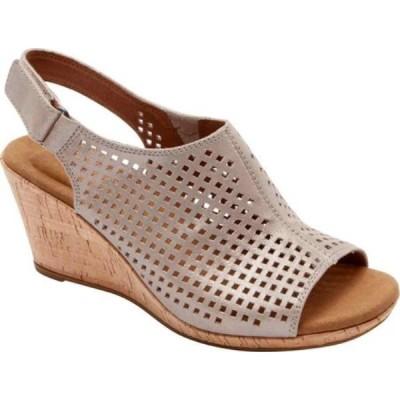 ロックポート Rockport レディース サンダル・ミュール シューズ・靴 Briah Perfed Slingback Multi Khaki