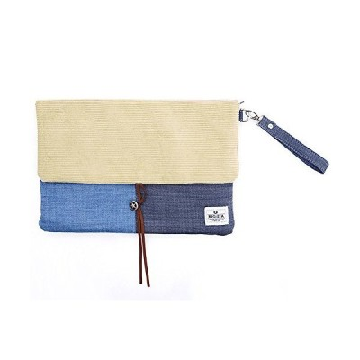 (シルバーバレットセレクト) SB select メンズ コーデュロイ デニム クラッチバッグ (鞄 かばん) FREE(フリーサイズ)