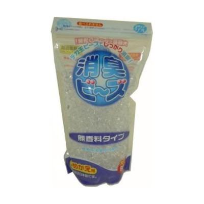 ライオンケミカル アクアリフレ 消臭ビーズ 無香料タイプ 大容量 つめかえ用 800g