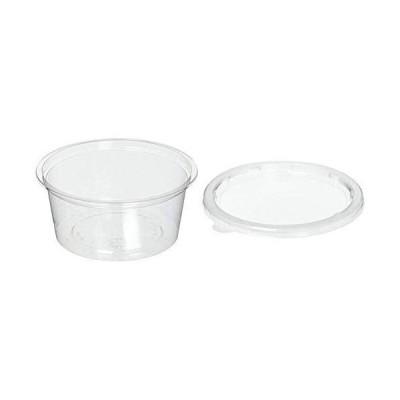 中央化学 使い捨て 容器 テイクアウト ランチ 弁当 日本製 丸型 C-APカップ 本体 50枚入 430ml 直径12.9×5.7cm 1