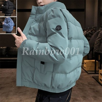 中綿ジャケット メンズ ジャケット 冬物 冬服 アウター 防寒 ブランド 秋 冬 秋服 アウター 大きいサイズ 軽量 コート