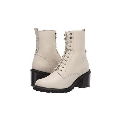 Seychelles セイシェルズ レディース 女性用 シューズ 靴 ブーツ レースアップブーツ Irresistible - Off-White Leather