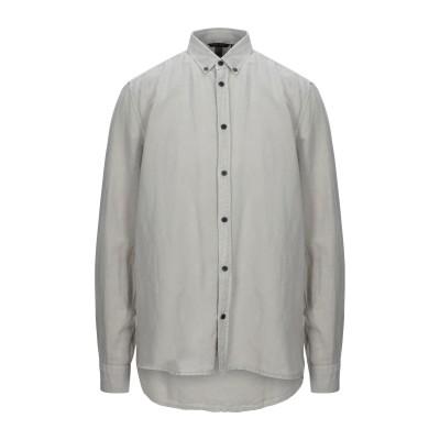 アントニー モラート ANTONY MORATO シャツ グレー 46 リネン 55% / コットン 45% シャツ