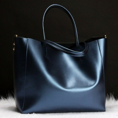 バッグ ハンドバッグ レディース New Women's Work Tote Bag Genuine Leather Purse Handbag Shoulder Bag L008
