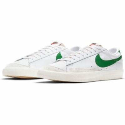 ナイキ NIKE メンズ スニーカー ローカット シューズ・靴 Blazer Low 77 Vintage Sneaker White/Pine Green/Sail/Black
