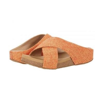 VOLATILE ヴォラタイル レディース 女性用 シューズ 靴 サンダル Delann - Burnt/Orange Linen
