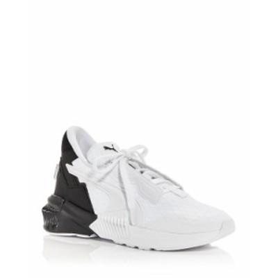 プーマ レディース スニーカー シューズ Women's Provoke XT Low Top Sneakers White