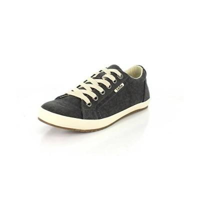 Taos Footwear レディース スター ファッションスニーカー US サイズ: 7.5 カラー: グレー
