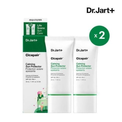[1+1] Dr.Jart+ ドクタージャルト シカペアー カーミング サンプロテクター 35ml / Dr Jart Cicapair Calming Sun Protector