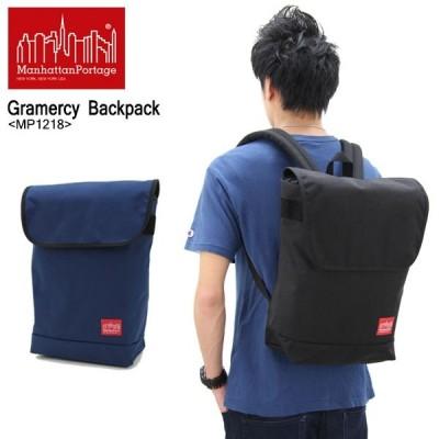 マンハッタン ポーテージ Manhattan Portage  Gramercy Backpack MP1218  バックパック M [DD]