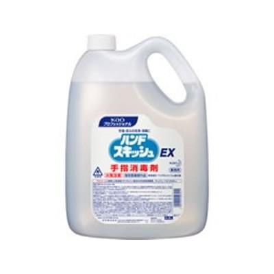 KAO/ハンドスキッシュ EX 手指消毒剤 つめかえ用 4.5L