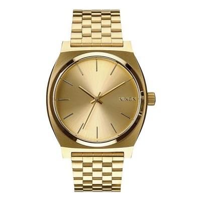 ニクソン NIXON WATCHES レディース 腕時計 Nixon Time Teller All Gold Analog Watch Gold
