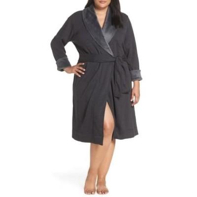 アグ レディース コート アウター Duffield Belted Robe (Plus Size) BBHT