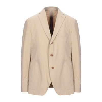 カンタレリ CANTARELLI テーラードジャケット ベージュ 52 コットン 100% / レーヨン テーラードジャケット