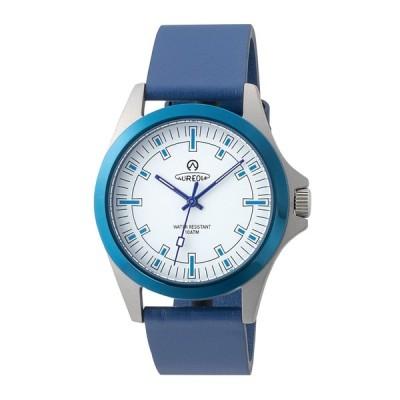AUREOLE(オレオール)スポーツ10気圧防水3針クォーツ メンズ腕時計 SW-616M-03