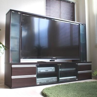 テレビ台 ゲート型 60インチ 大型テレビ対応 テレビ周りをすっきり テレビボード AVボード 収納家具 テレビ台・ローボード  【送料無料