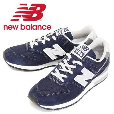 new balance (ニューバランス) CM996 BN スニーカー NAVY NB654