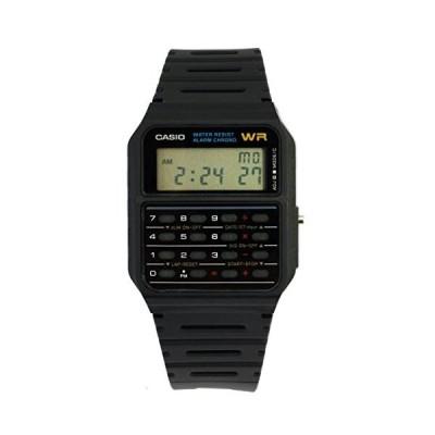 [カシオスタンダード]CASIO STANDARD 【カシオ】CASIO STANDARD スタンダード CA-53W-1Z ブラック メンズ腕時計【逆輸入モデル】 CA-53W-1Z メンズ 【逆輸入