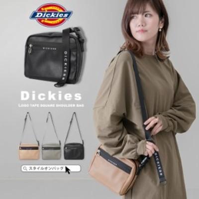 ショルダーバッグ サコッシュ Dickies ディッキーズ 肩掛け 斜め掛け レディース メンズ シンプル ユニセックス 男女兼用 カジュアル コ