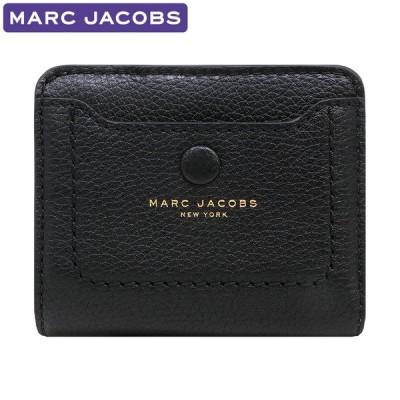 マークジェイコブス MARC JACOBS 財布 二つ折り財布 M0014215 001 ミニ財布 アウトレット レディース アクセサリー