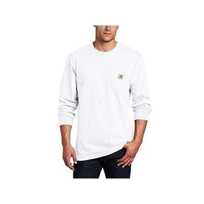 特別価格Carhartt (カーハート) メンズ ワークウェア ジャージ ポケット付き 長袖シャツ K126 (レギュラーサイズ ビッグ/トールサイズ) US好評販売中