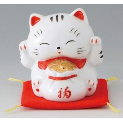 招き猫たまちゃん 宝袋(磁器)