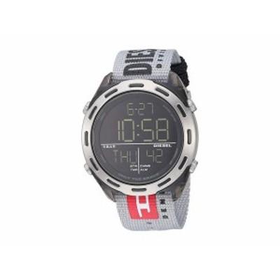 ディーゼル メンズ 腕時計 アクセサリー Crusher Digital - DZ1894 Gray