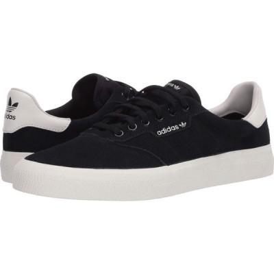 アディダス adidas Skateboarding メンズ スニーカー シューズ・靴 3MC Core Black/Chalk White/Chalk White