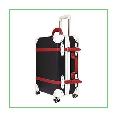 【全国送料無料】Uretravel Vintage Luggage TSA lock luggage High capacity suitcase with rolling spinner Wheels carry on zipper luggag