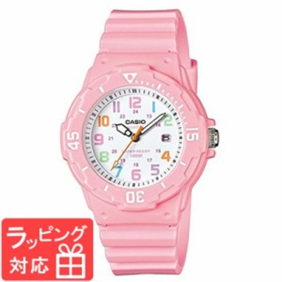 CASIO カシオ チプカシ 腕時計 デジタル ピンク ホワイト LRW-200H-4B2