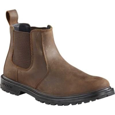 バフィン ブーツ&レインブーツ シューズ メンズ Soho Waterproof Chelsea Boot (Men's) Coffee