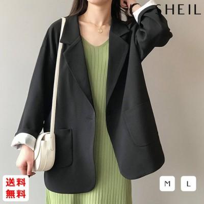 テーラードジャケット レディース シック スーツ ジャケット 2020 韓国 韓国ファッション オフィス OL風