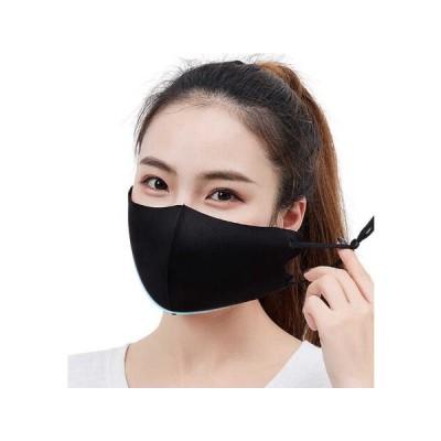 15枚大人用 2020新作 マスク 接触冷感 洗える ファッションマスク アイスシルク ユニセックス YYRB648