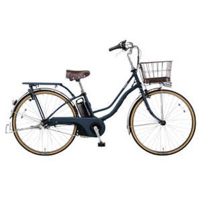 パナソニック Panasonic 電動アシスト自転車 ティモ・I マットネイビー BE-ELTA633V [3段変速 /26インチ] マットネイビー BE_ELTA633V