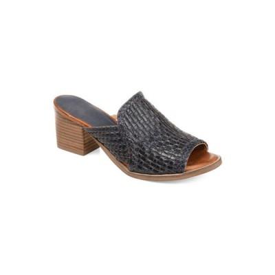 ジュルネ コレクション レディース パンプス シューズ Genuine Leather Keeva Slides
