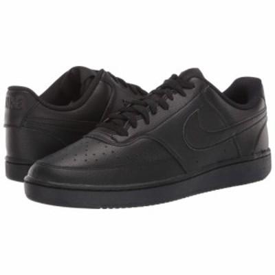 ナイキ Nike メンズ スニーカー シューズ・靴 court vision lo Black/Black/Black