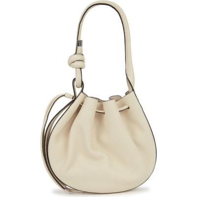 ビーノ Behno レディース ショルダーバッグ バッグ ina cream leather shoulder bag Natural
