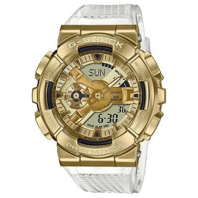 海外カシオ 海外CASIO 腕時計 GM-110SG-9A メンズ G-SHOCK Gショック Metal Coveredライン スケルトン(国内品番はGM-110SG-9AJF)