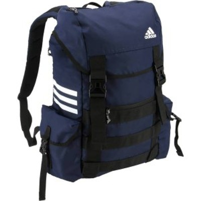 アディダス メンズ バックパック・リュックサック バッグ adidas Baseline Utility Backpack Collegiate Navy/White