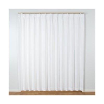 [100×103]レースカーテン フロストレース ホワイト 2枚入 遮熱・断熱効果あり 外から室内が見えにくい UVカットウォッシャブル