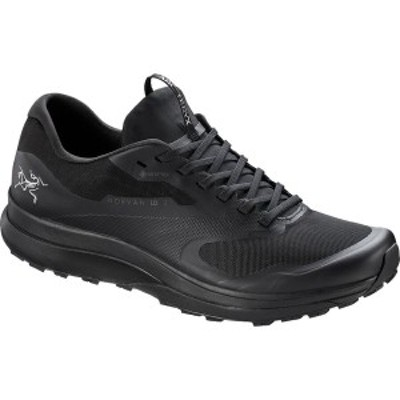 アークテリクス レディース スニーカー シューズ Norvan LD 2 GTX Trail Running Shoe Black/Black