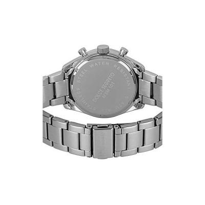 ドルチェセグレート 腕時計 ドルチェ セグレート グランドクロノ MSM101SV シルバー
