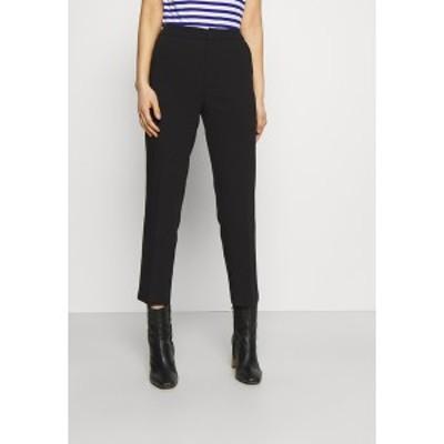 アンナフィールド レディース カジュアルパンツ ボトムス BASIC BUSINESS PANT SLIM LEG - Trousers - black black