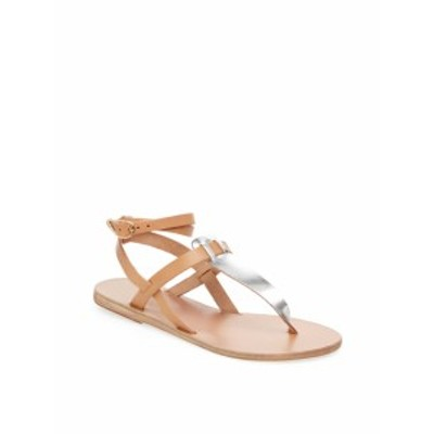 エンシェントグリークサンダル レディース シューズ サンダル Estia Ankle-Wrap Thong Sandal