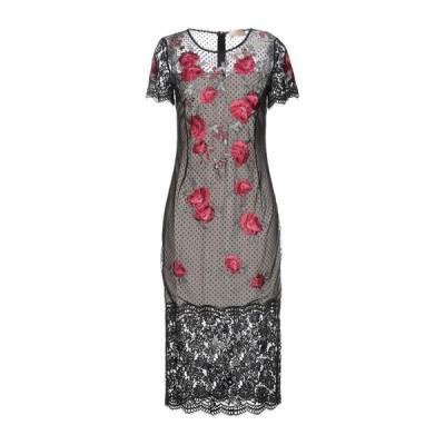 VDP COLLECTION チューブドレス  レディースファッション  ドレス、ブライダル  パーティドレス ブラック